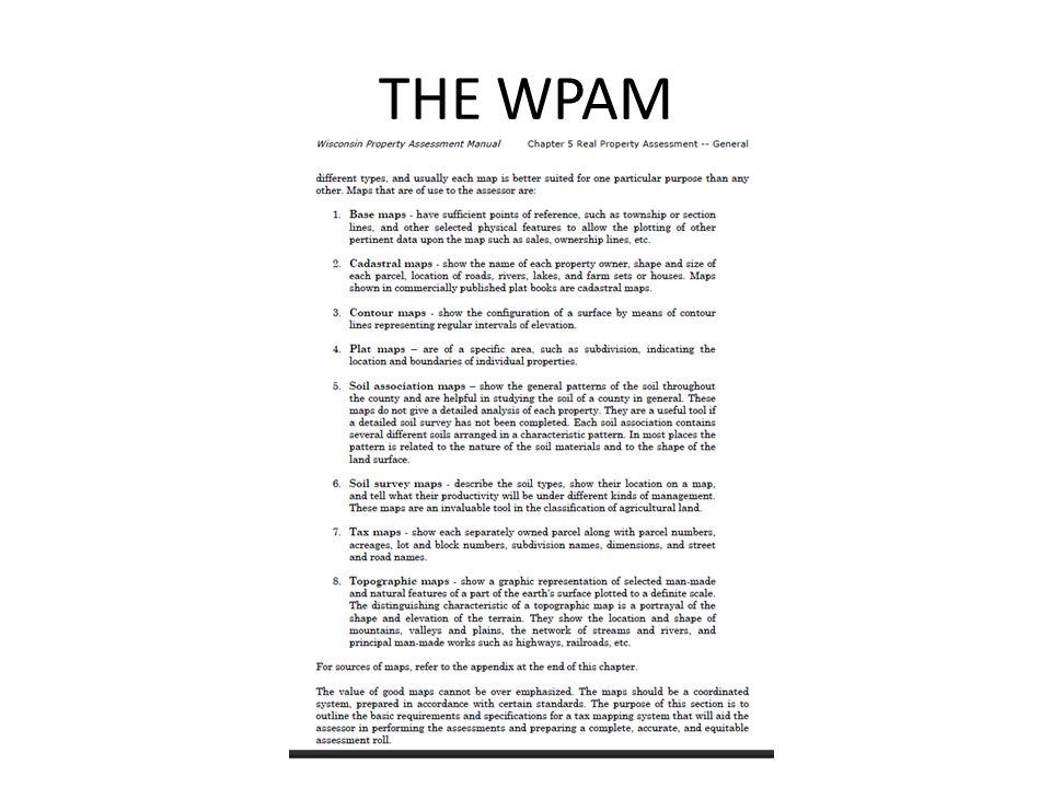 THE WPAM