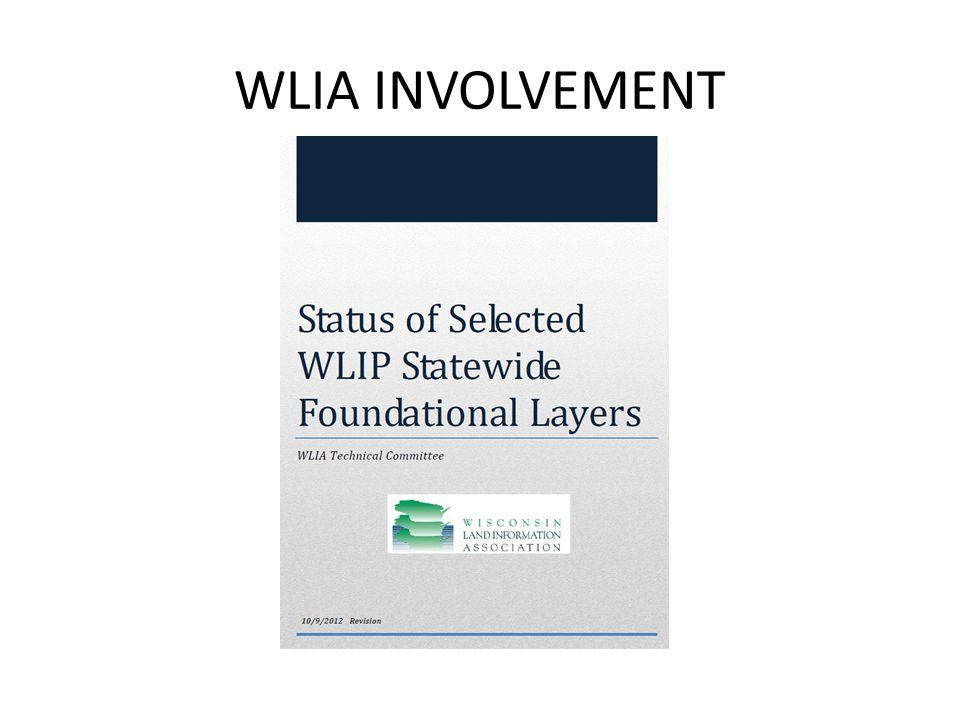 WLIA INVOLVEMENT