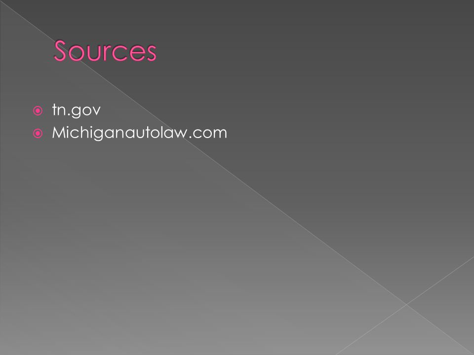  tn.gov  Michiganautolaw.com