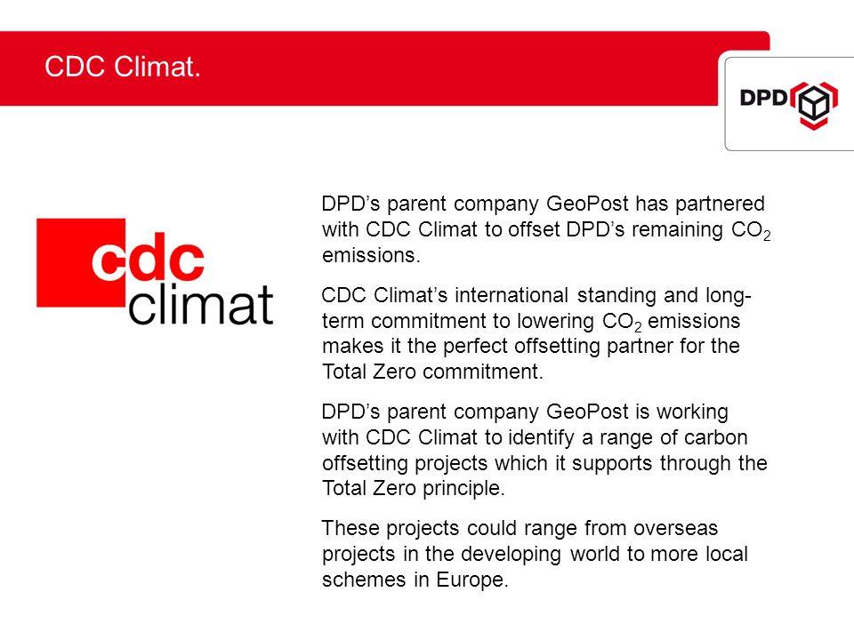 CDC Climat.