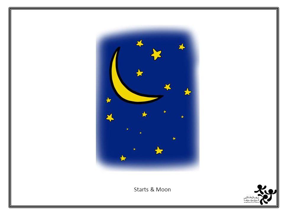 Starts & Moon