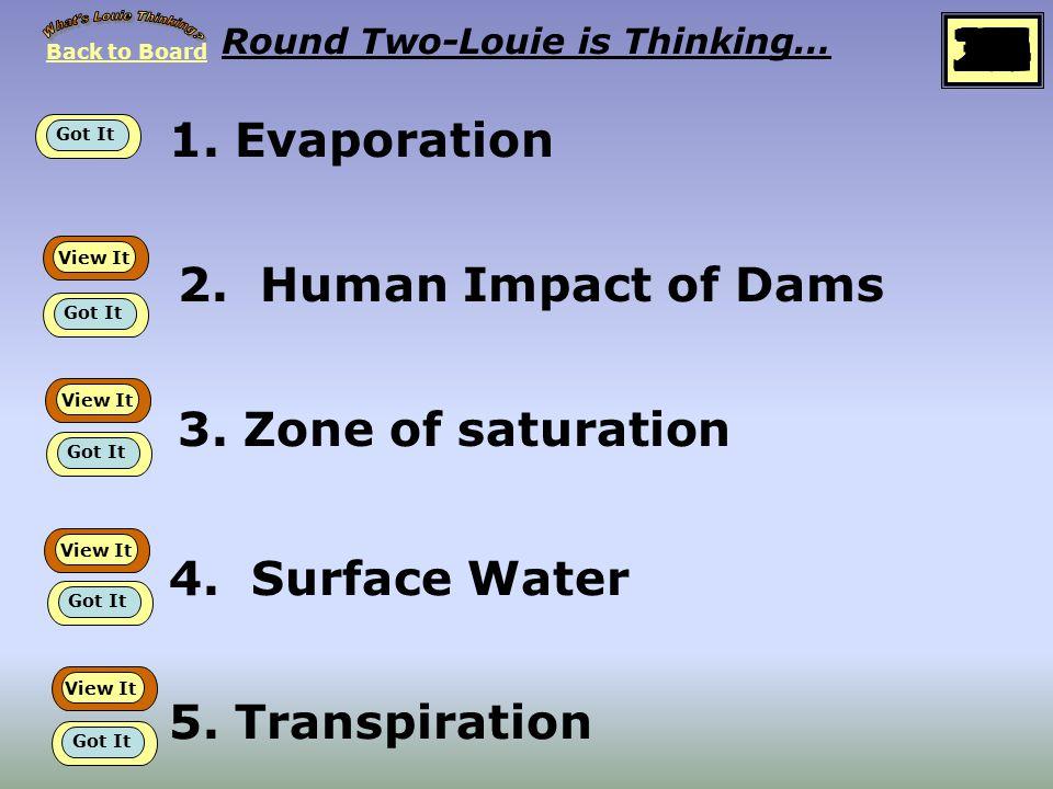 Round Twelve-Louie is Thinking… 1.Prey 2. Producer 3.