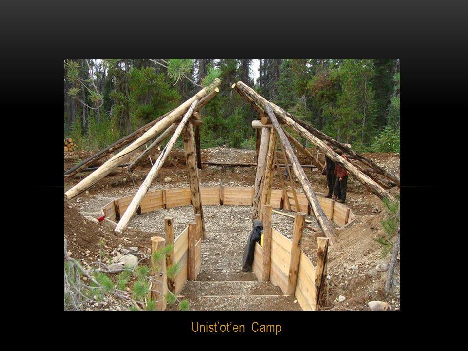 Unist'ot'en Camp