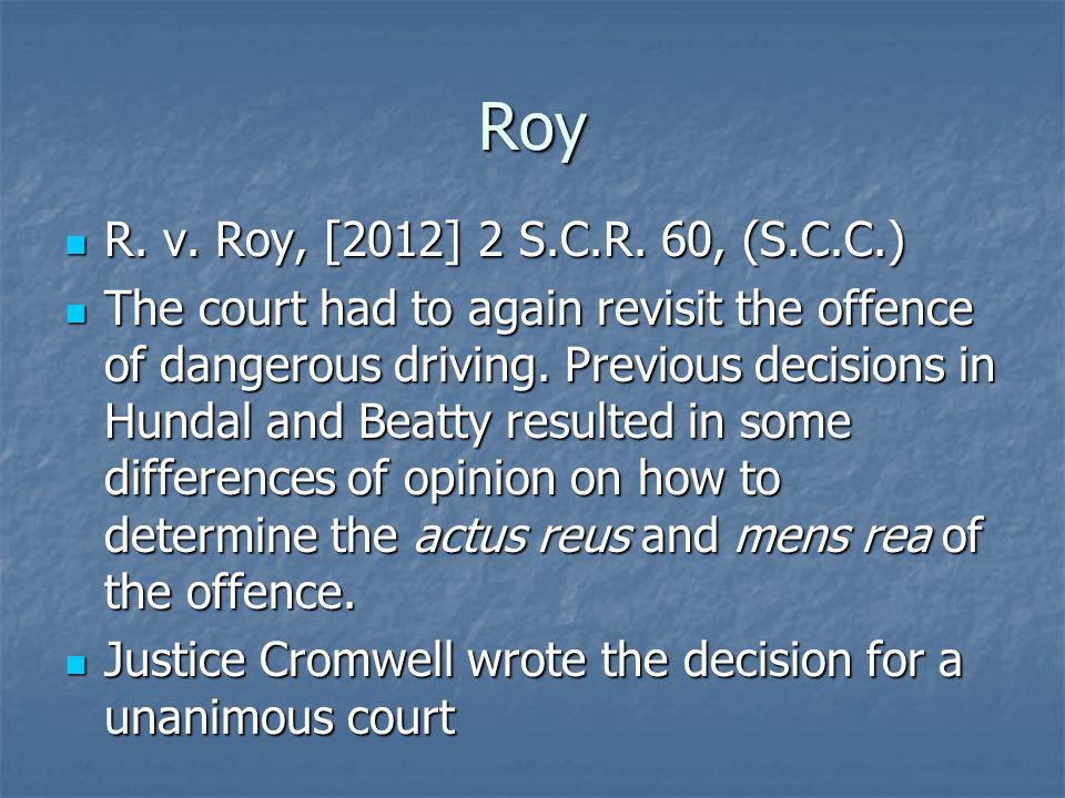 Roy R. v. Roy, [2012] 2 S.C.R. 60, (S.C.C.) R. v.