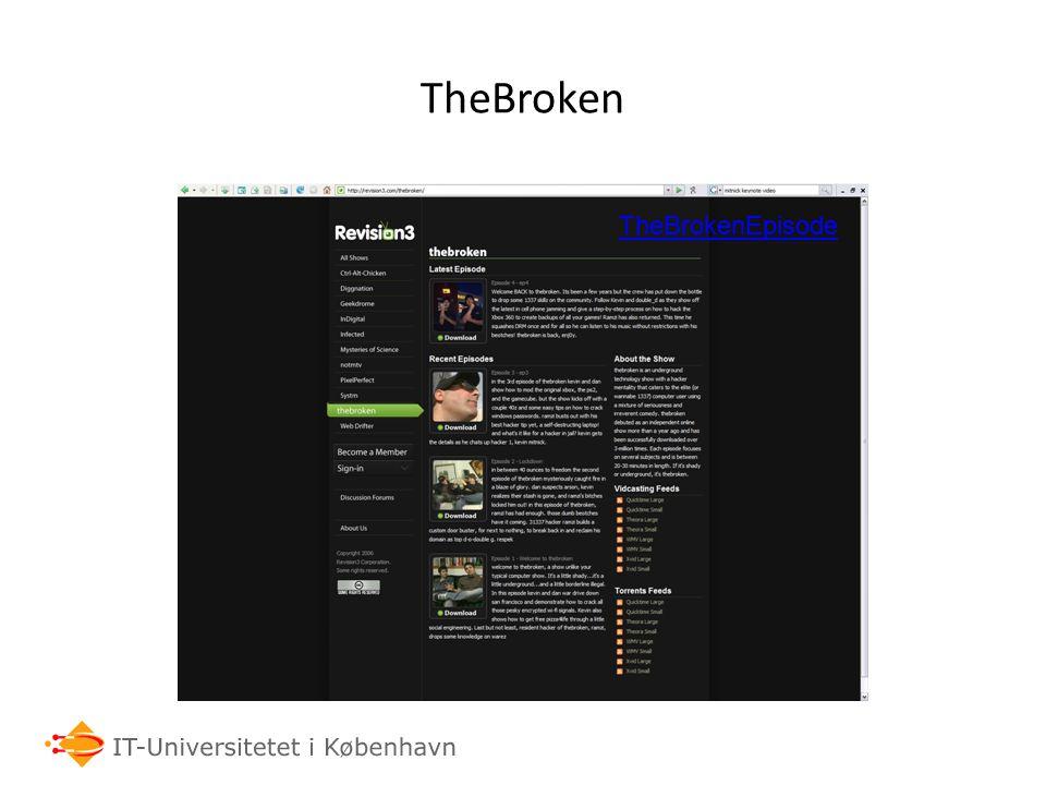 TheBroken TheBrokenEpisode