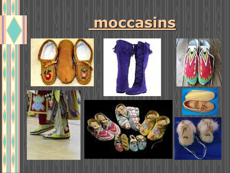 moccasins moccasins