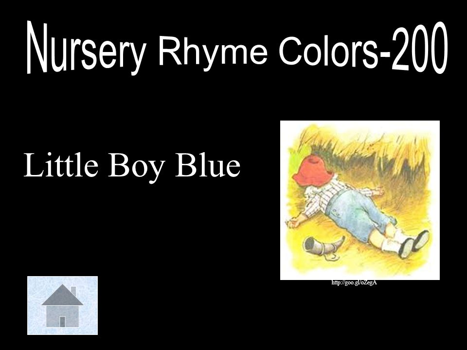 Little Boy Blue http://goo.gl/oZegA