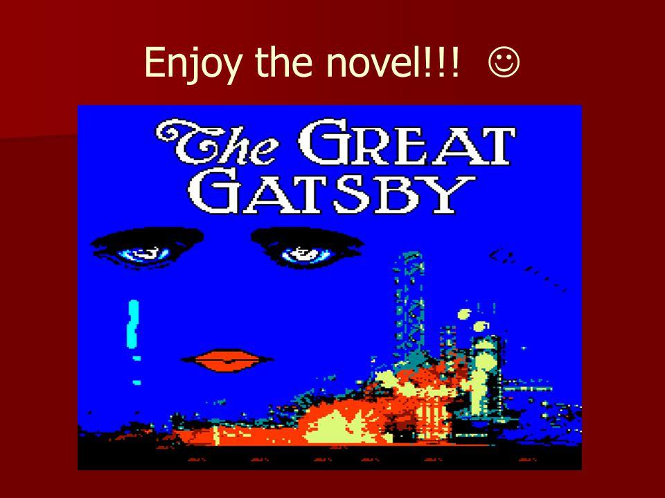 Enjoy the novel!!!