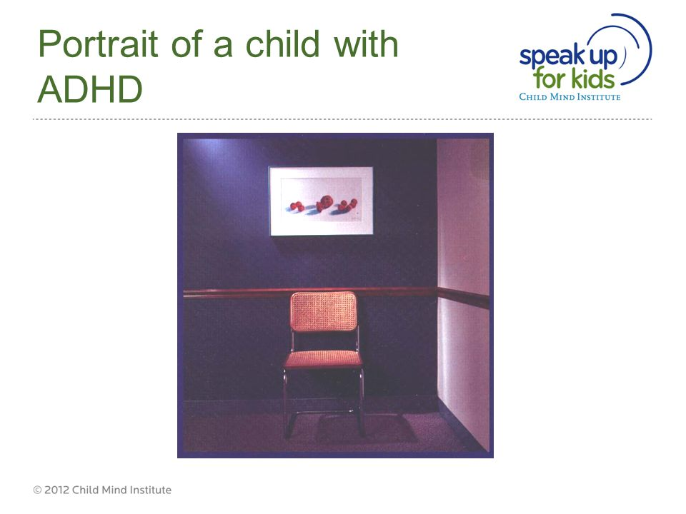 Inattention Hyperactivity Impulsivity What Is ADHD?