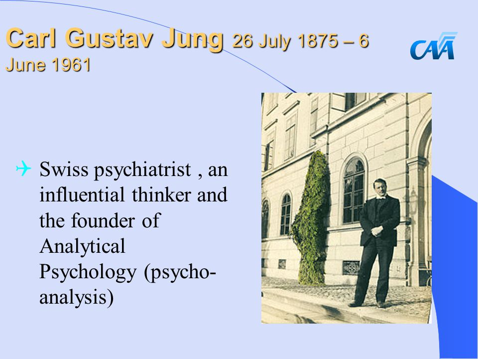 Definition  Attitude is one of Jung's 57 definitions in Chapter XI of Psychology types.