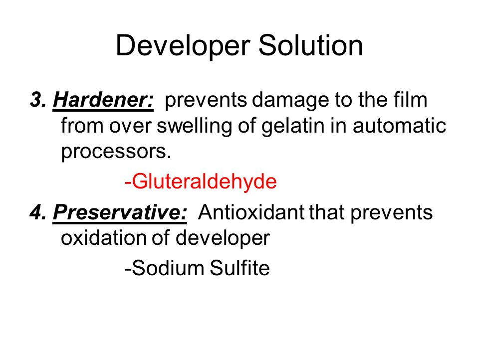 Developer Solution 3.