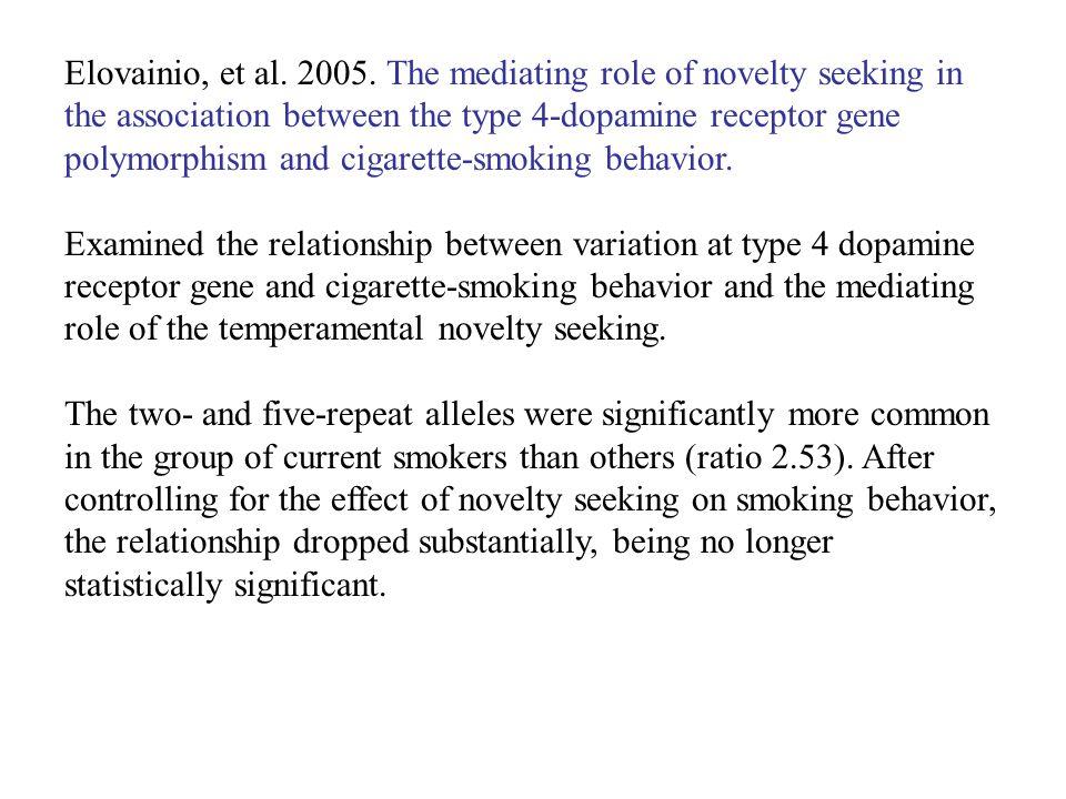 Elovainio, et al. 2005.