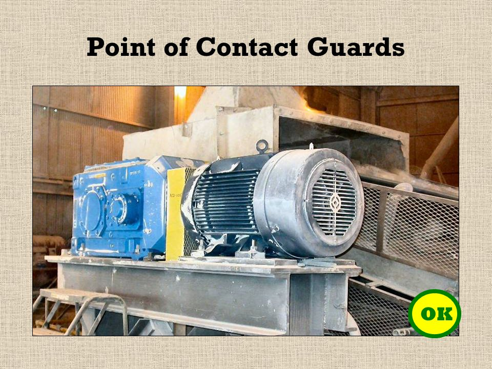 Point of Contact Guards OK