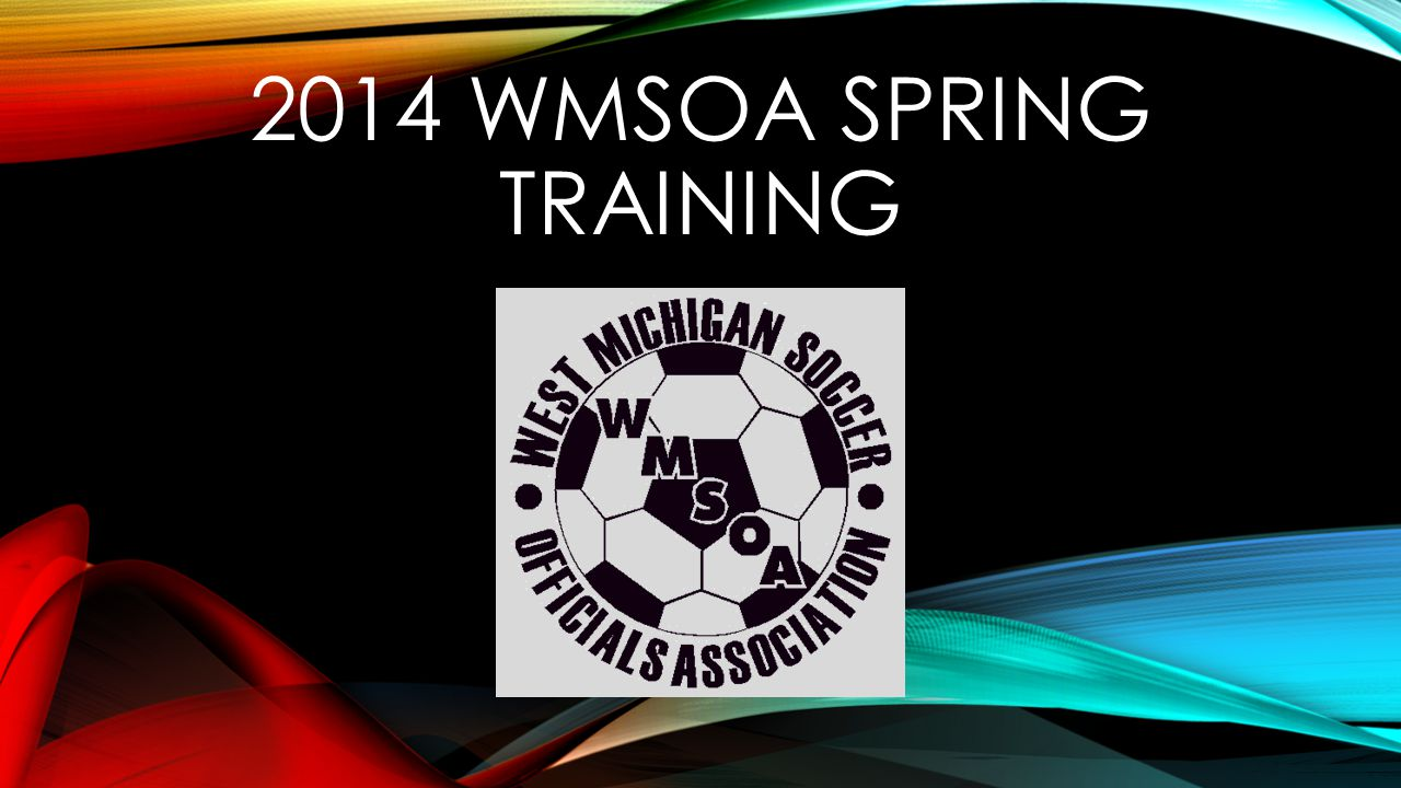 2014 WMSOA SPRING TRAINING