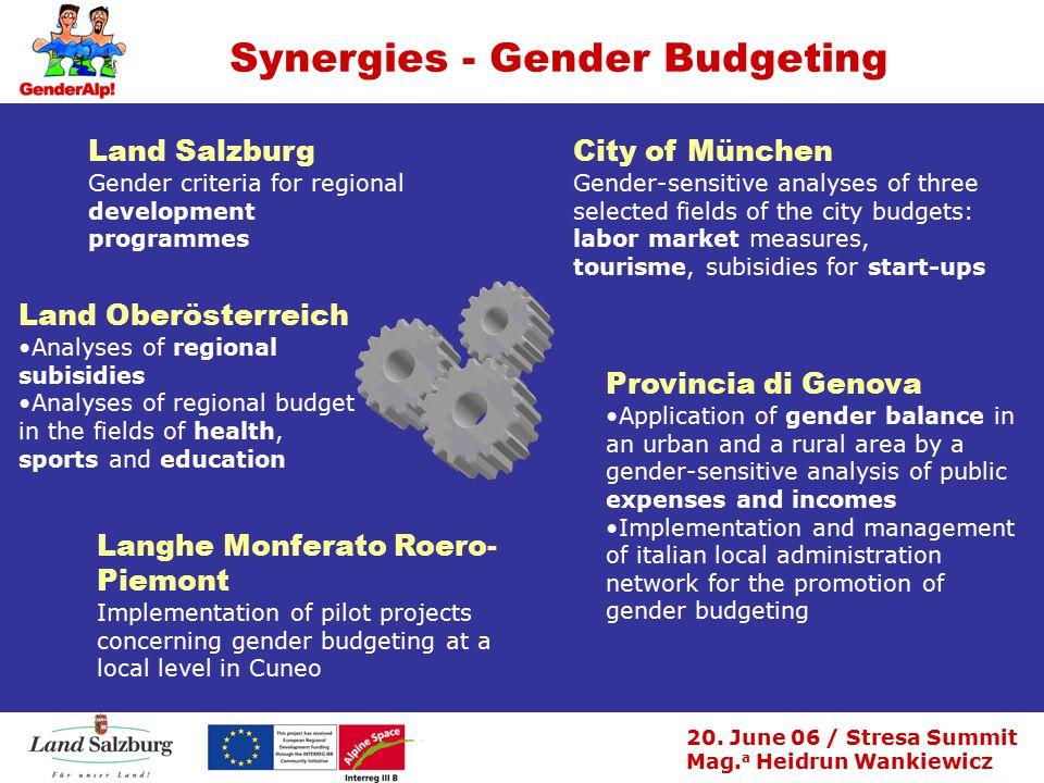 20. June 06 / Stresa Summit Mag.