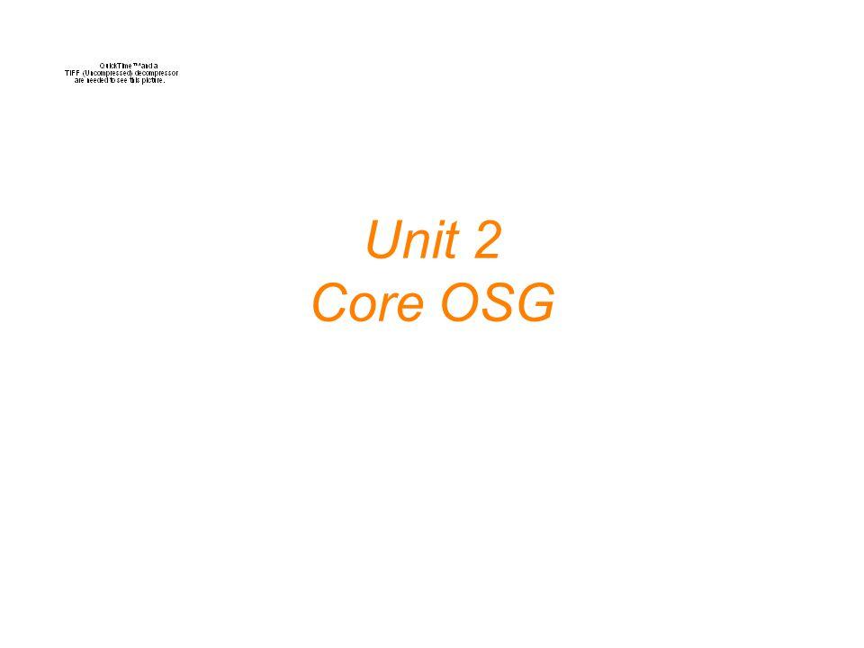 Unit 2 Core OSG