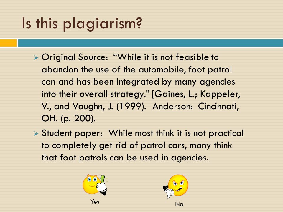 Penalties for Plagiarism  The instructor can give you a failing grade on the assignment or in the course  You can be referred to Honor Court and have a formal finding put on your record  Honor Court can rule:  You receive an F in the course  You are to be placed on disciplinary probation  You are suspended from UTC  You are dismissed from UTC