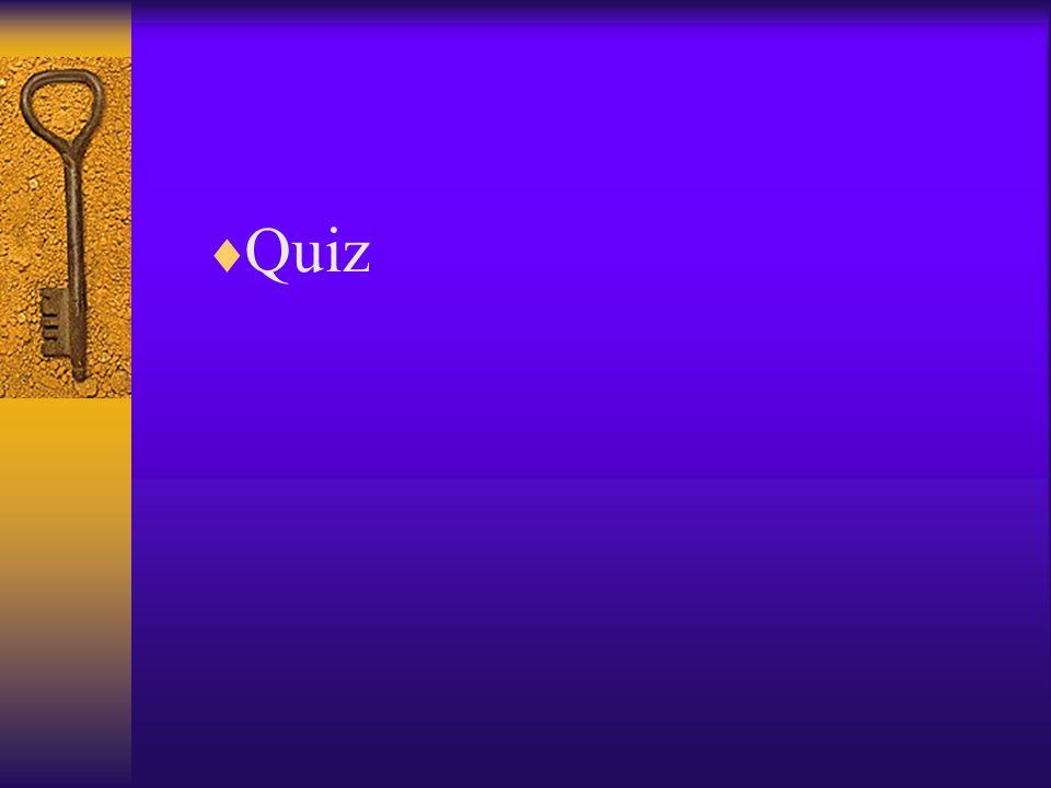  Quiz