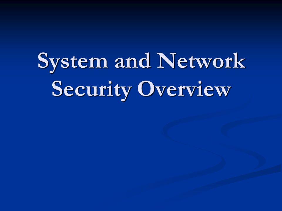 22 Threats Passive attacks Passive attacks 1.Illegal interception (secrecy) 2.