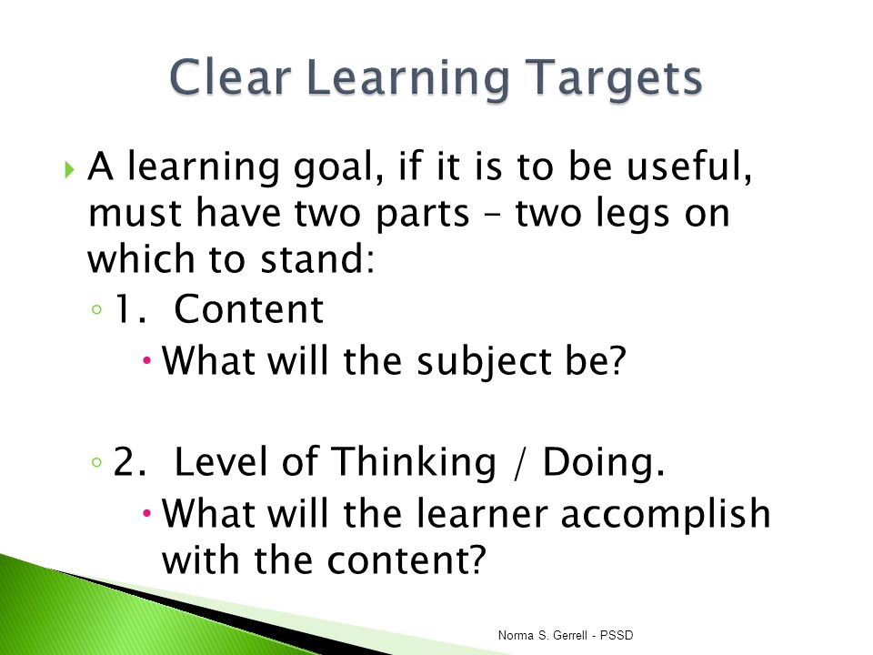 How can I close the gap.5. Design lessons to focus on one aspect of a GLE/CLE at a time.