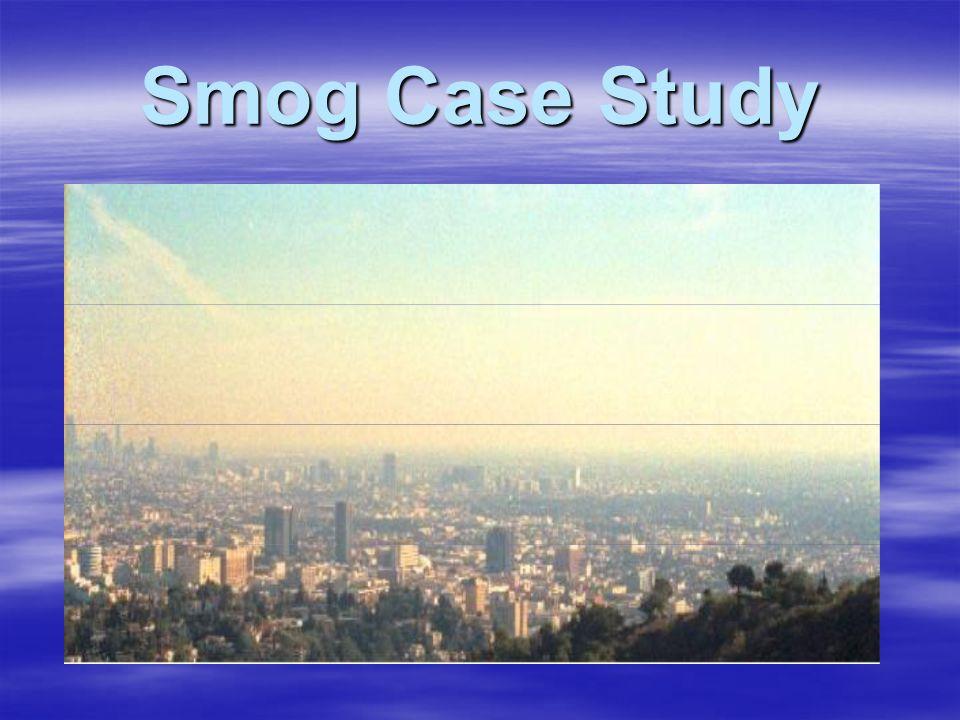 Smog Case Study