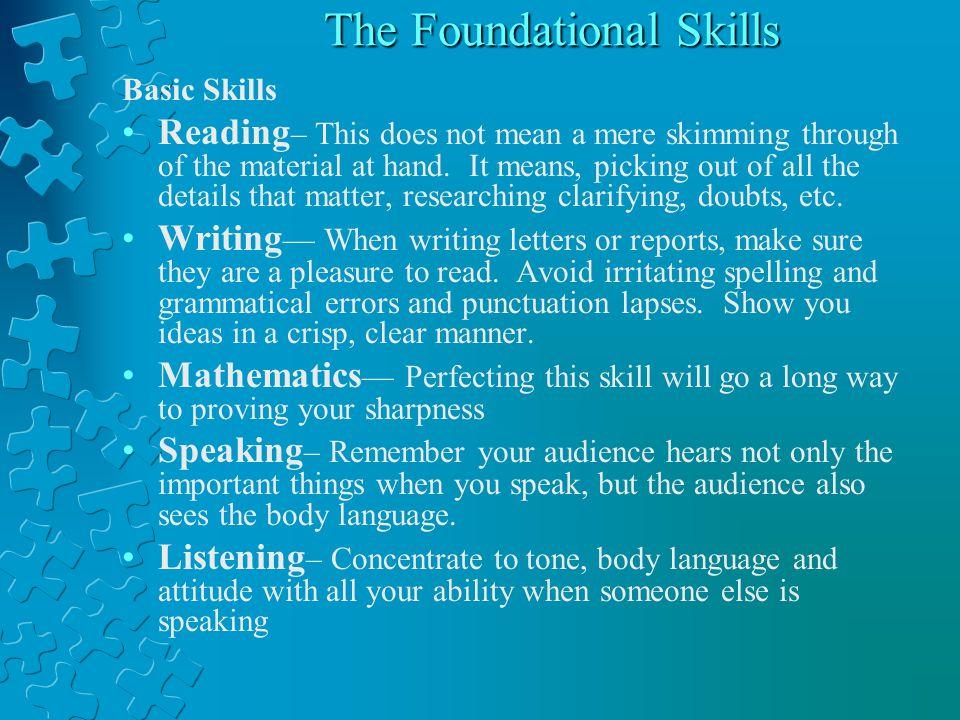 Thinking Skills Creative Thinking — Don't e ever restrict imagination.