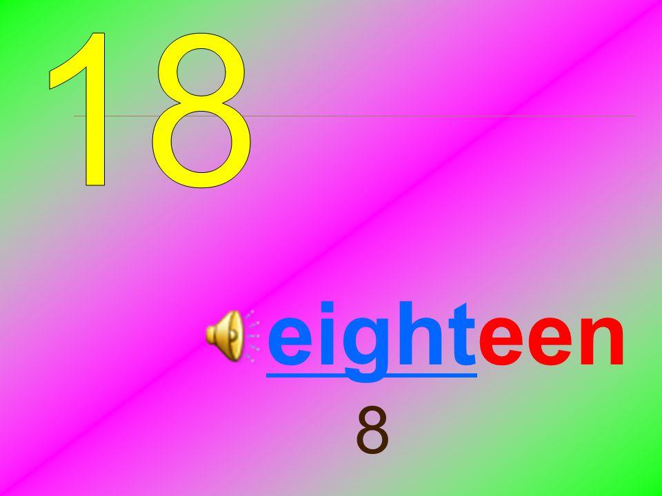 seventeen 7