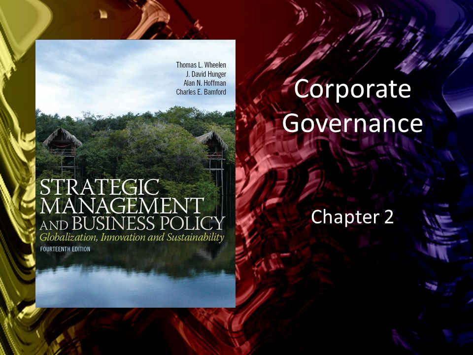 Corporate Governance Chapter 2