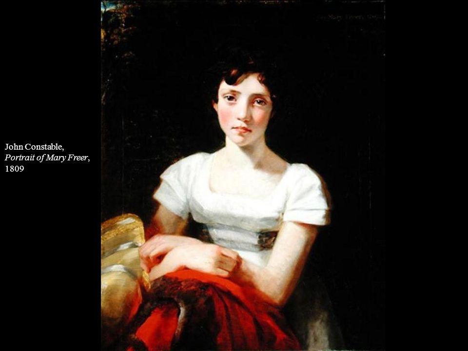 John Constable, The Vale of Dedham, 1828