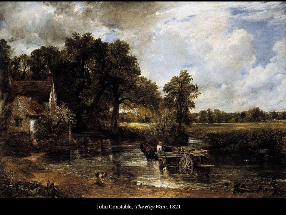 John Constable, The Hay Wain, 1821