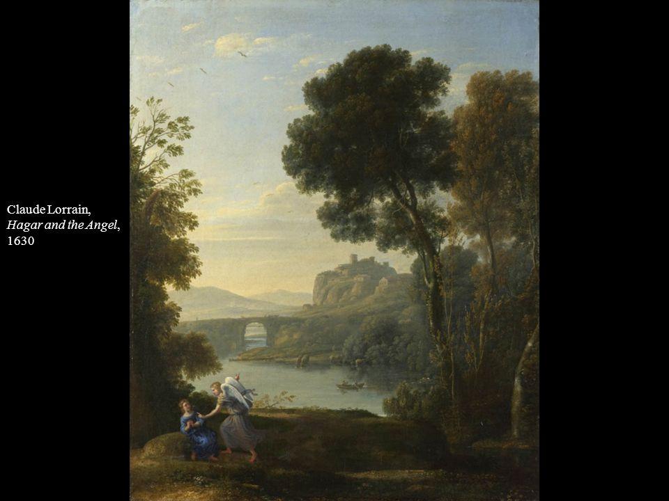 John Constable, Dedham Vale, 1802