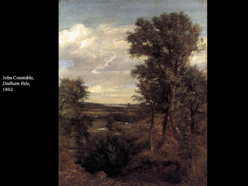 John Constable, Golding Constable's Flower Garden, 1815