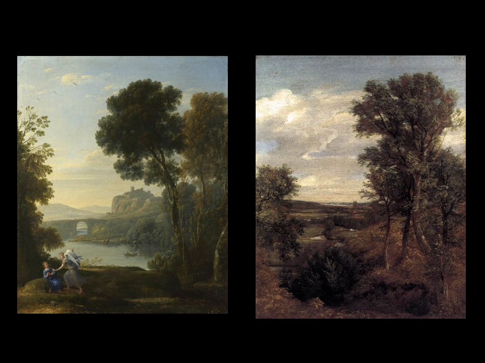 John Constable, A Lane Near Flatford, 1811