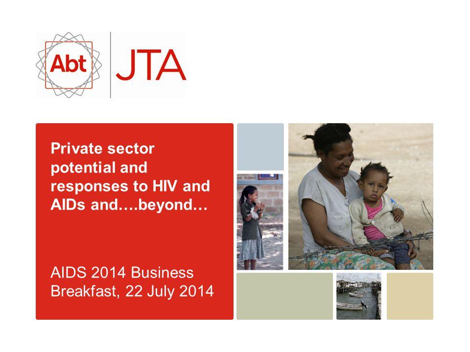 Abt JTA | pg 9 OTML HIV response