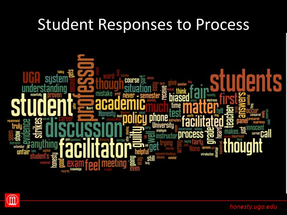 Student Responses to Process