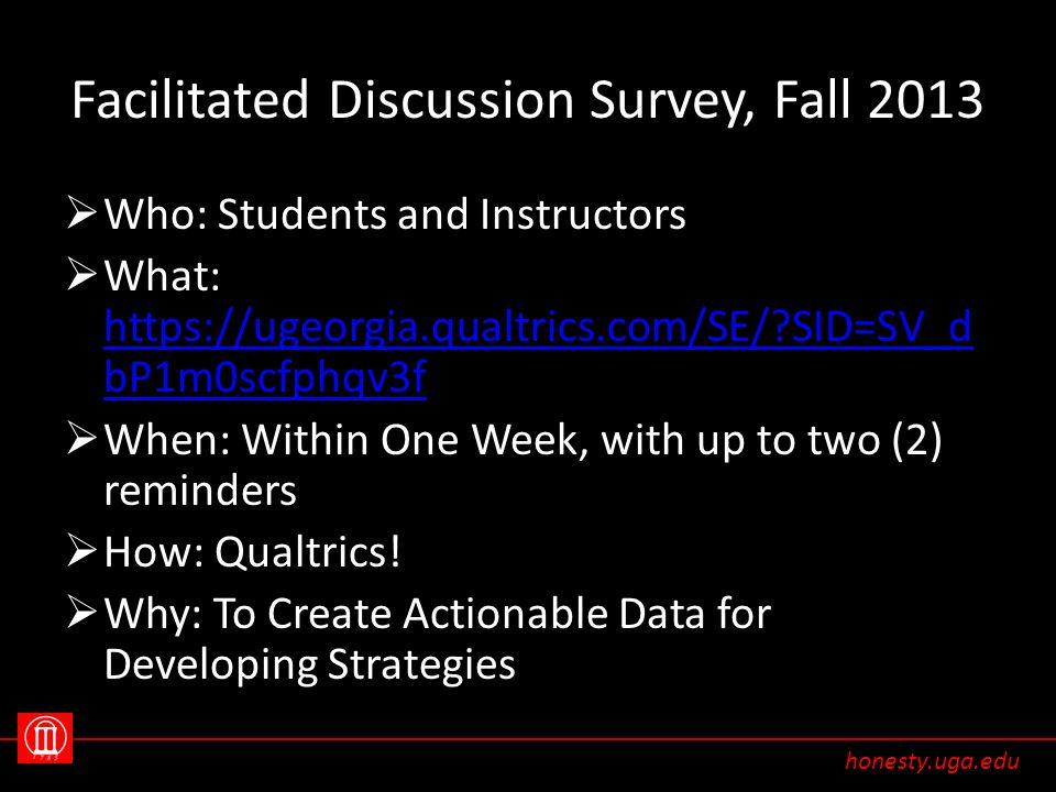 What are Students doing? honesty.uga.edu