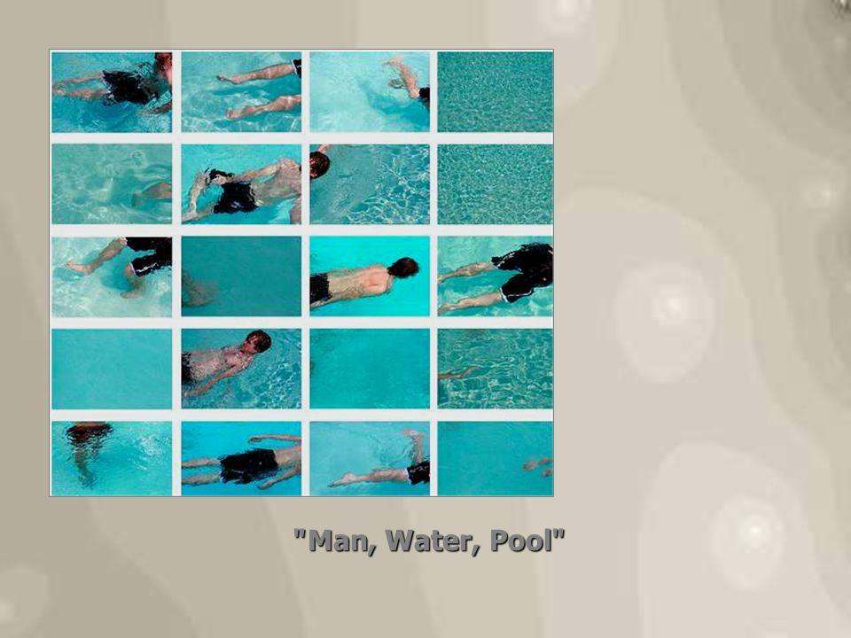 Man, Water, Pool