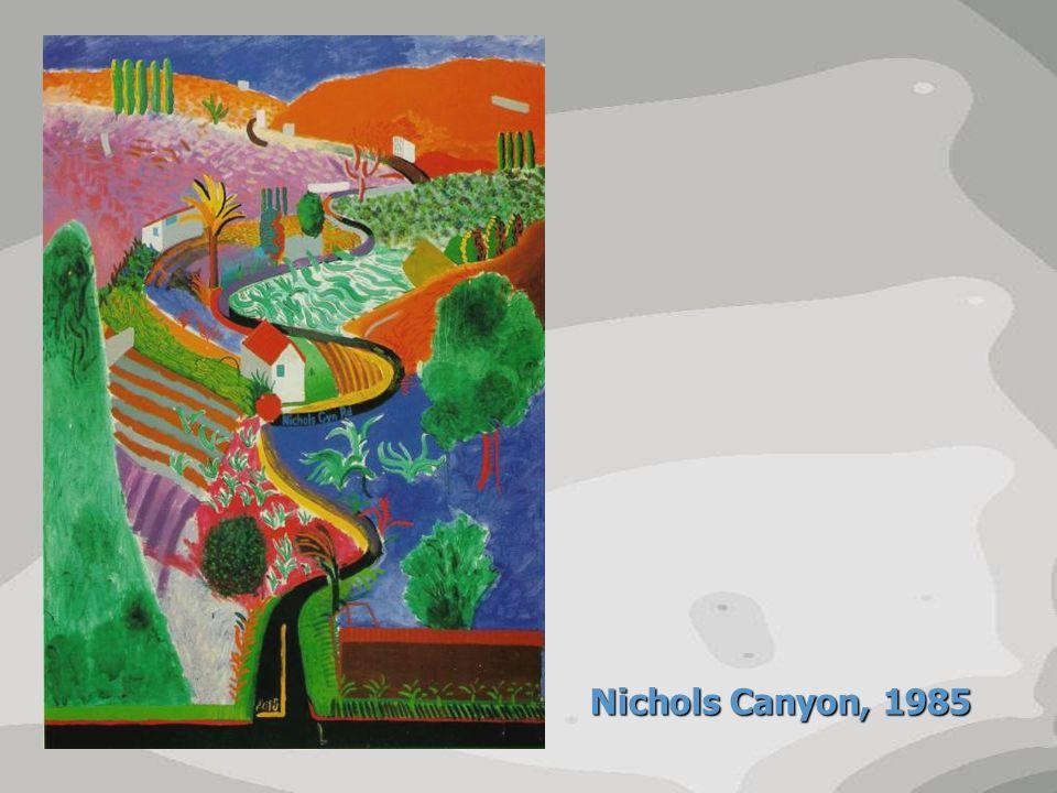 Nichols Canyon, 1985
