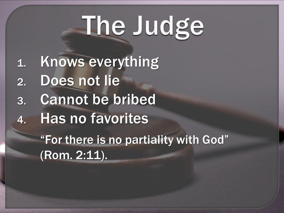 Pardon Conditions 1.Admit -You have broken God's laws.