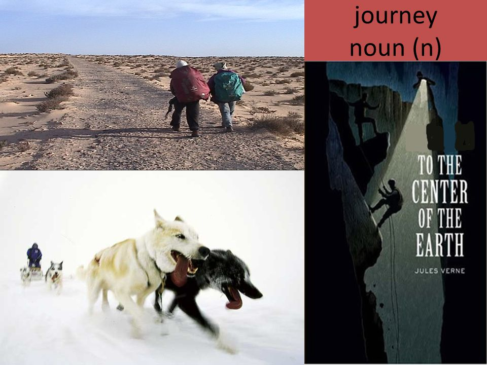 journey noun (n)