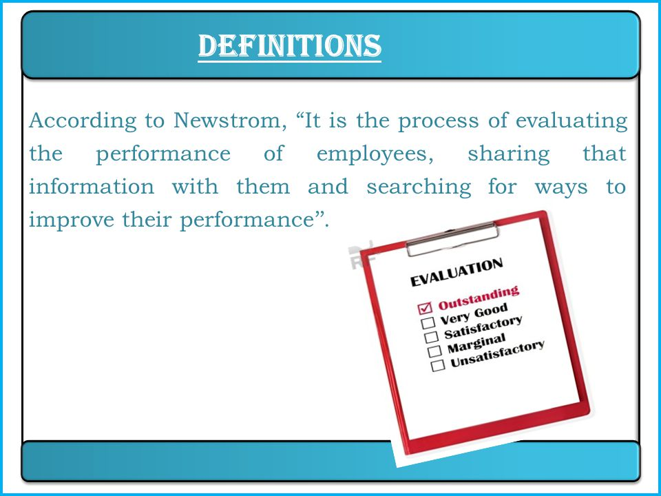 Objectives About Performance appraisal Meaning Definition Process of Performance Appraisal Modern Methods / Techniques of Performance Appraisal Traditional Index Issues in Performance Appraisal Advantages of Performance Appraisal Disadvantages of Performance Appraisal