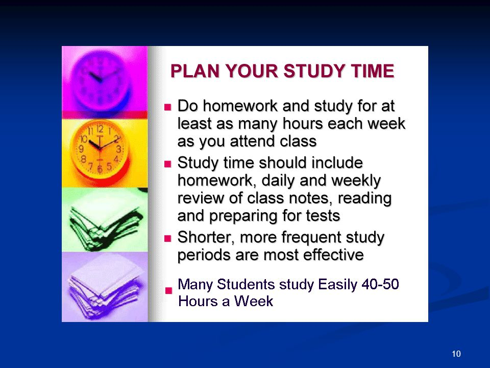 Do You have a Definite Study Time ? This Decides Next 20% Success 11