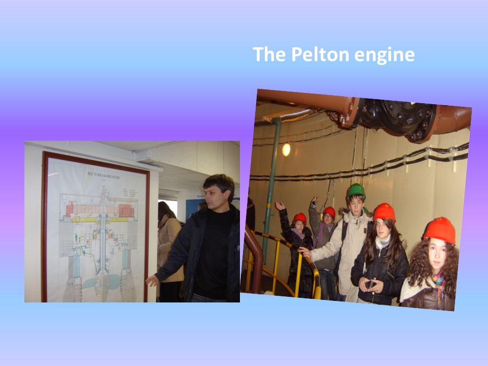The Pelton engine