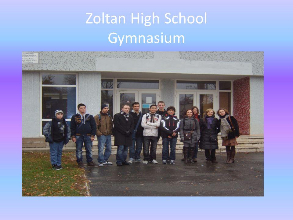 Zoltan High School Gymnasium