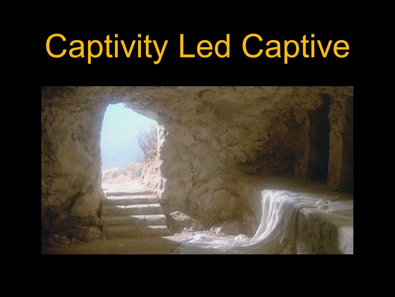 Captivity Led Captive