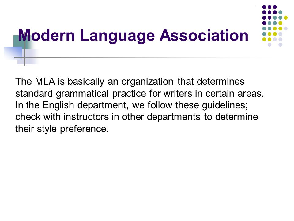 MLA Rules Commas and periods go inside quotation marks; semicolons, colons, and dashes go outside.