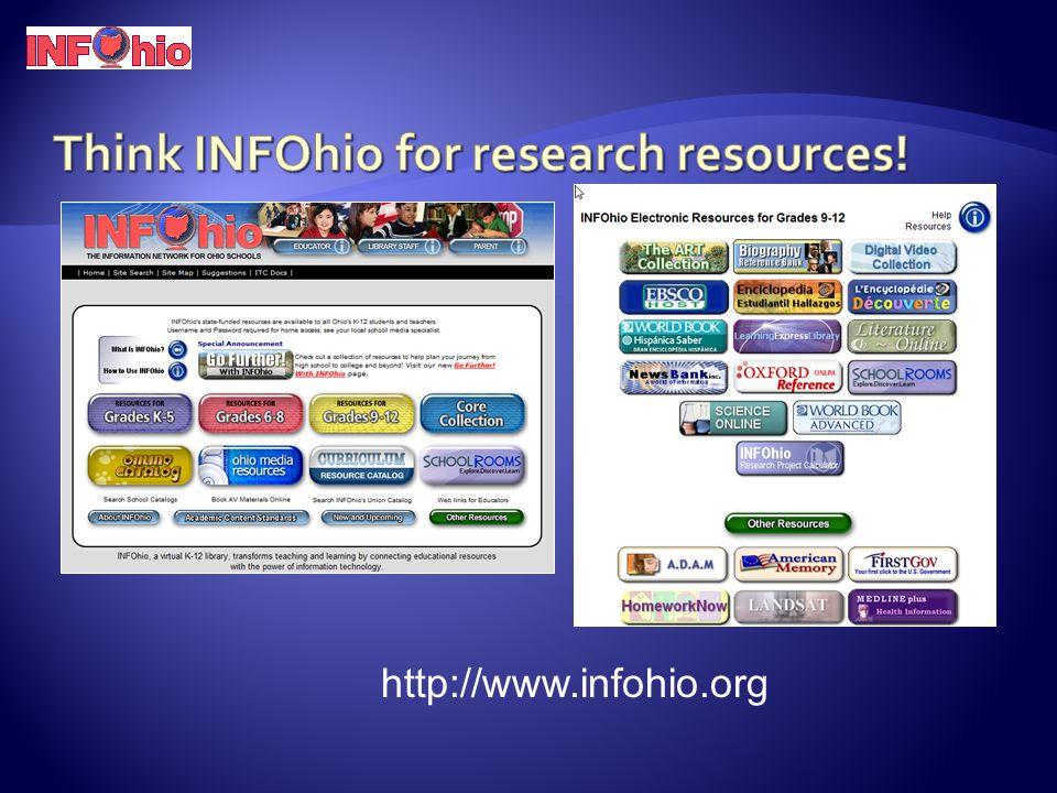 http://www.infohio.org