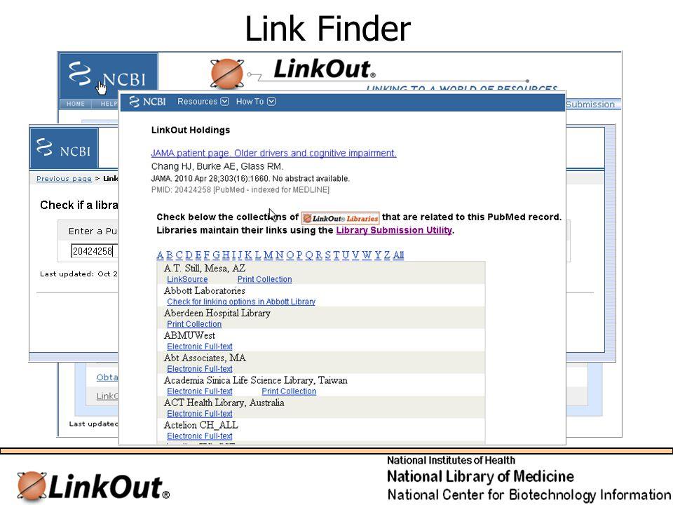 Link Finder