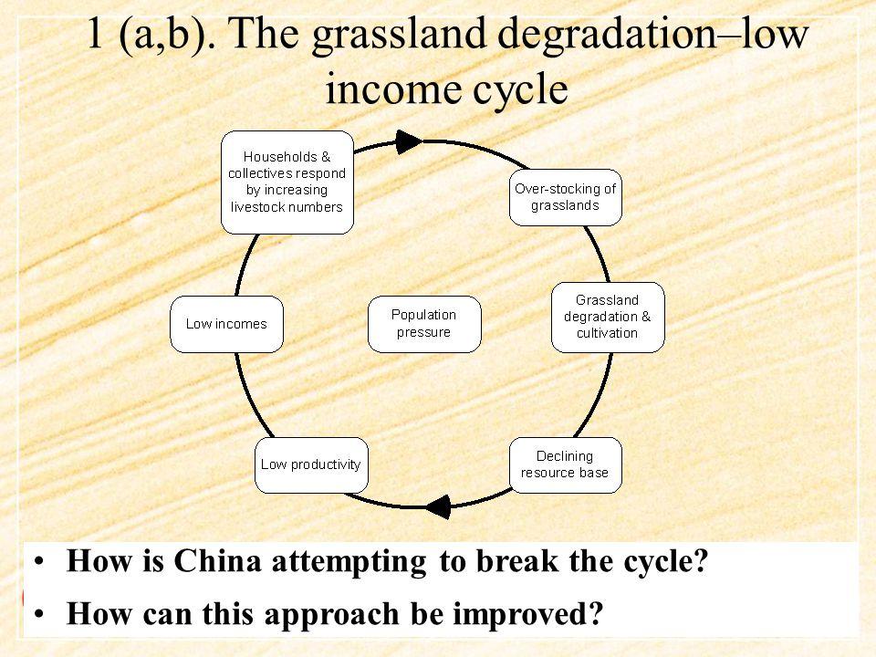 Centralisation-decentralisation (zhua-fang) cycles in grasslands management