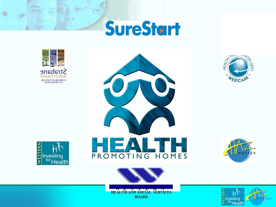 HEALTH AND SOCIAL SERVICES BOARD W E S T E R N